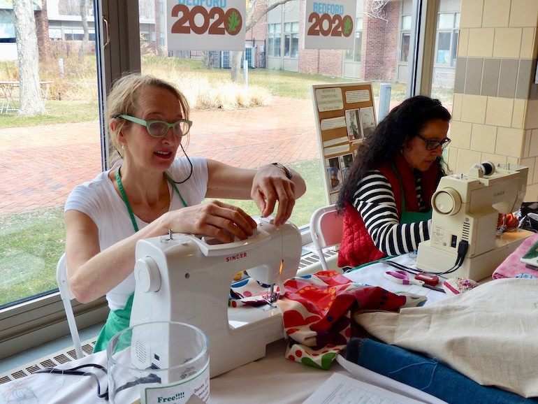 Repair Cafe Comes to Bedford