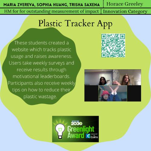 15. PlasticTracker