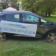 An all electric Chevy Bolt
